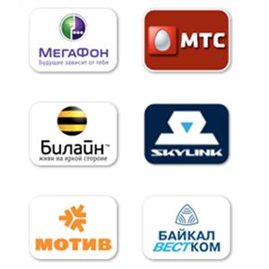 Операторы сотовой связи Каспийска