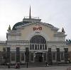 Железнодорожные вокзалы в Каспийске